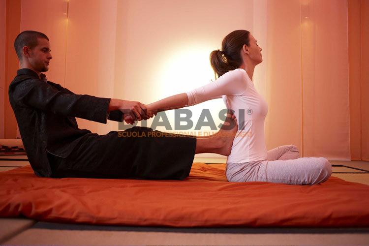 Corso massaggio thailandese Milano
