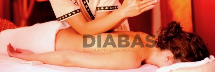 Corso massaggio thai Cosenza