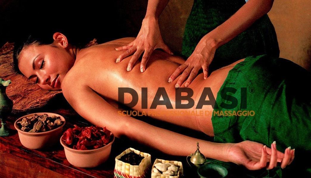 Corso massaggio thailandese Bergamo