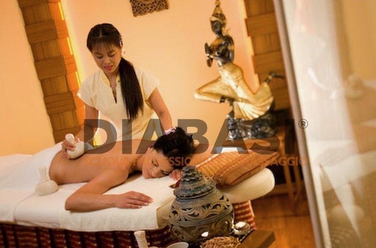 Corso massaggio thailandese Treviso