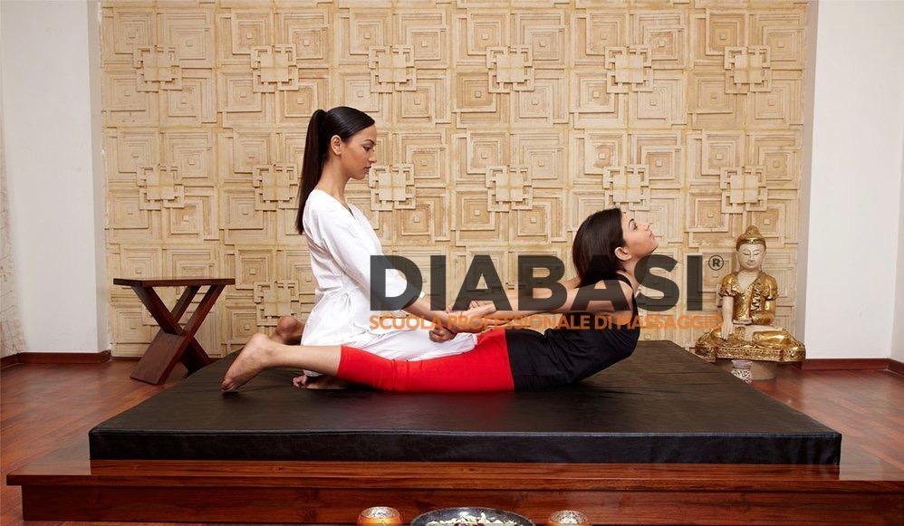 Corso massaggio thailandese Genova
