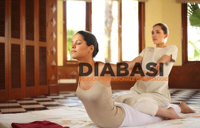 Corso massaggio thailandese Verona