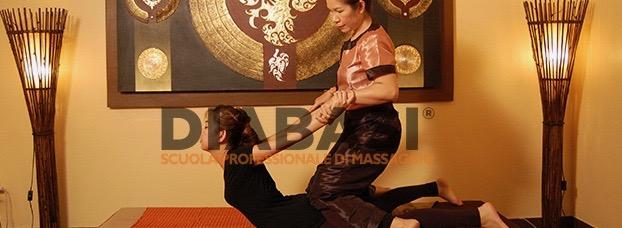 Corso massaggio thai Ferrara