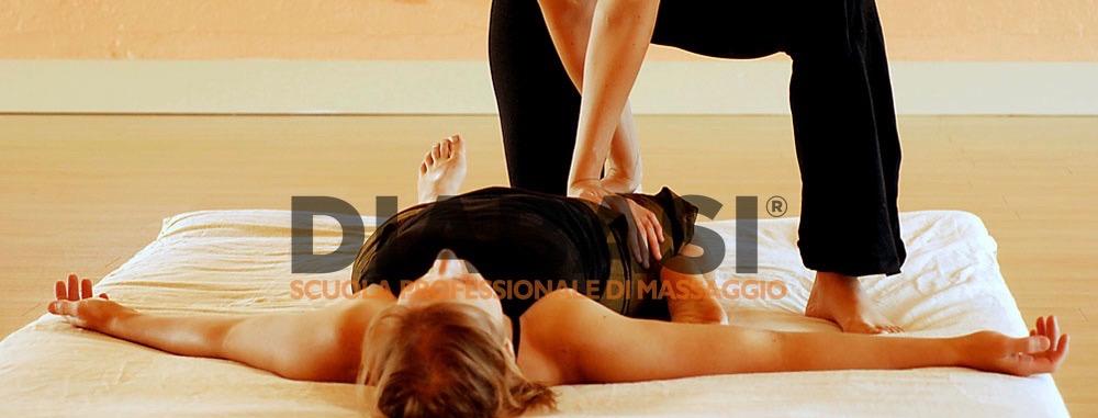 Corso massaggio thai Monza