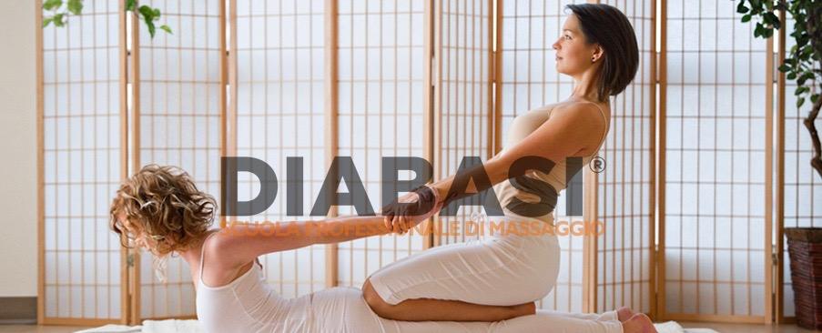 Corso massaggio thai Parma