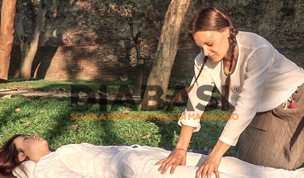 Corso massaggio thai Rimini