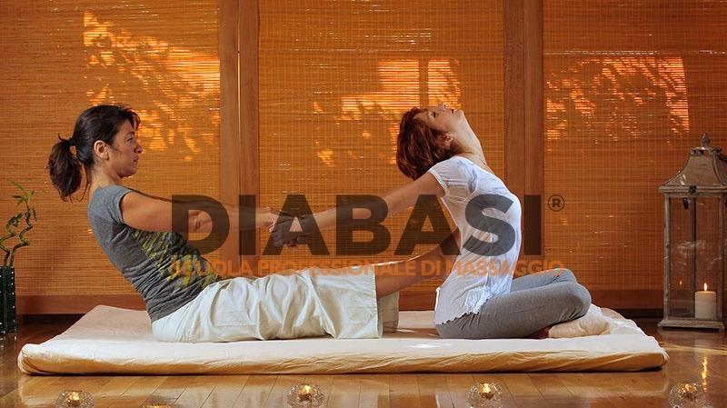 Corso massaggio thai Salerno