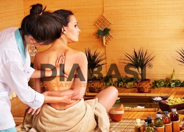 Corso massaggio thai Varese