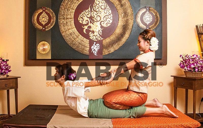 Corso massaggio thai Venezia