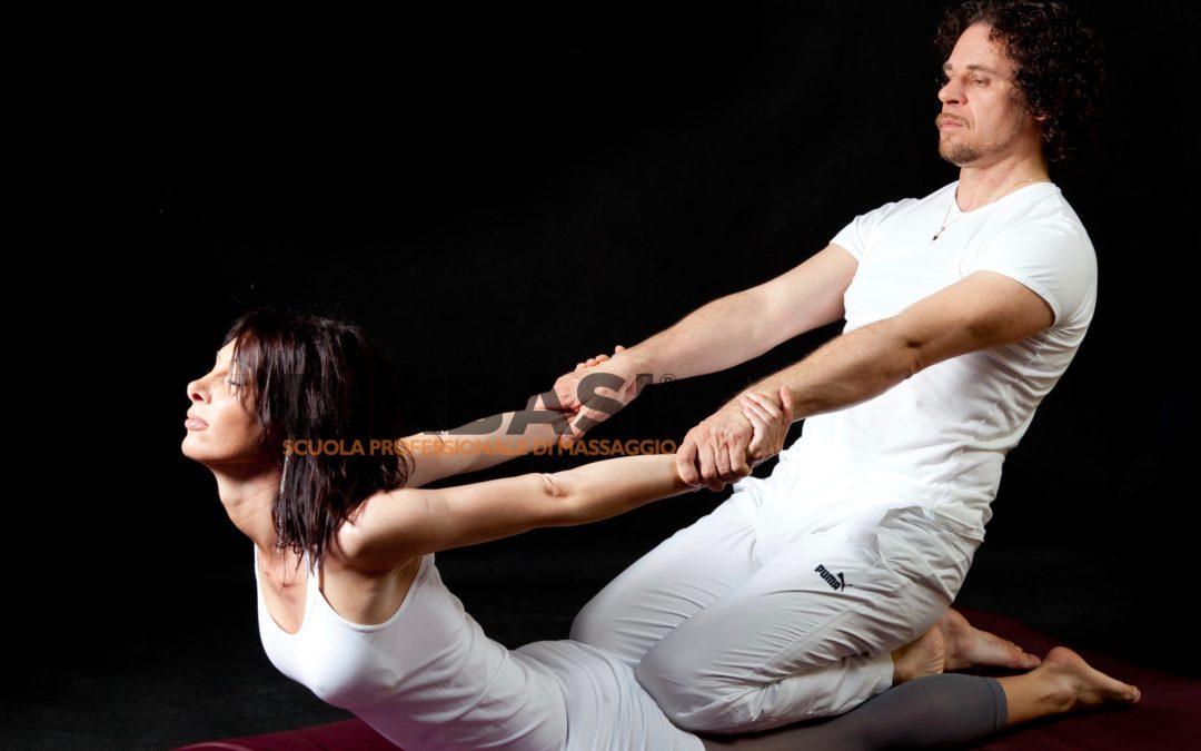 Corso massaggio thailandese Padova